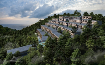THE RESIDENCE PANORAMIC SEA-VIEW CONDOMINIUM KATA NOI PHUKET PRICE START 3.9 MB