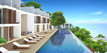 The Tropical Modern Sea View patong Bay your Holiday Begins