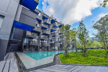 Patong Condo Near Beach Ready to move in Now
