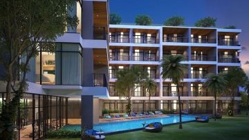 Beach KATA Condominiums a new investment property in Phuket