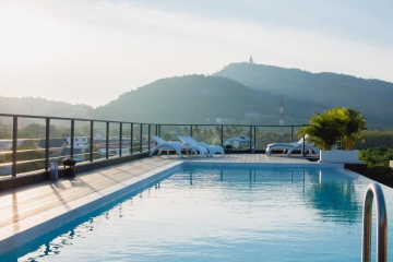 The Chalong Condominium for Sale Price Start 3.5 MB at Chalong Area Phuket